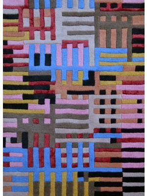 Decotex Handmade Wool Rug - 3018 - Multi - 120x170