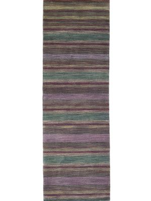 Infinite Handmade Wool Rug - 1101 - Multi - 80x300