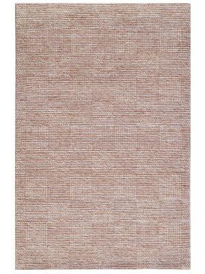 Modern Handwoven Wool Rug - Blocks 6219 - Sand - 190x280cm