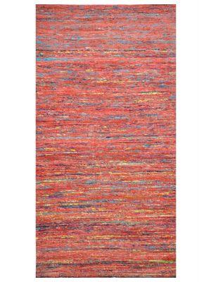 Trendy Saree Silk Rug - Chocho 1026A - Red Multi - 80x150cm