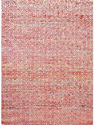 Tribal Mira Handwoven Rug - 1089 - Red Multi  - 80x300