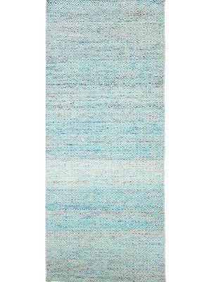 Tribal Mira Handwoven Rug - 1089 - Blue - 80x300