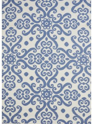 Vibrant & Reversible Outdoor/Indoor Mats - Chatai 2036 - Allure/White - 150x240