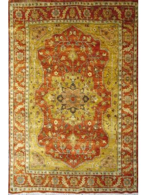 Authentic Style Sherapi-(101)-Rust-90x154